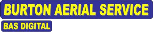 Burton Aerial Services Logo