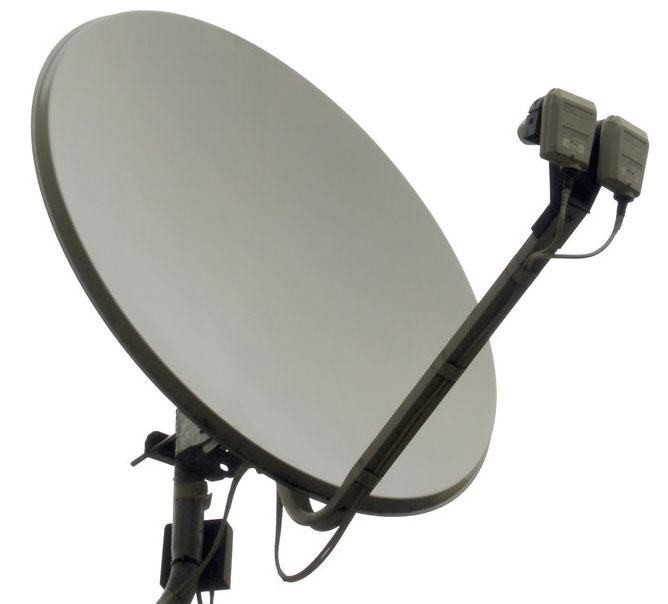 freesat satellite dish