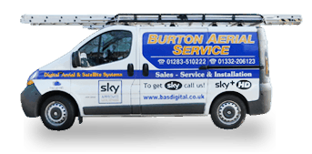 Derby Sky Installers, Equipment and Services